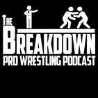 The Breakdown Episode 6: A Historic Tie for Pro Wrestling......Not Really