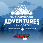 The Outdoor Adventures Podcast: Episode 60