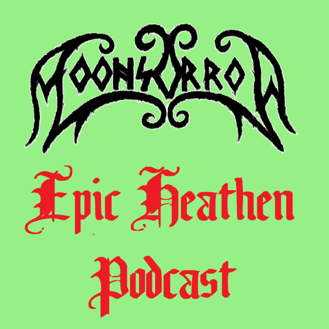Episode 1: Suden uni, part 1 - Moonsorrow Talks: The Epic Heathen Podcast