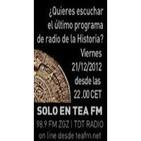 Especial Fin del Mundo en TEA FM. 21/12/2012