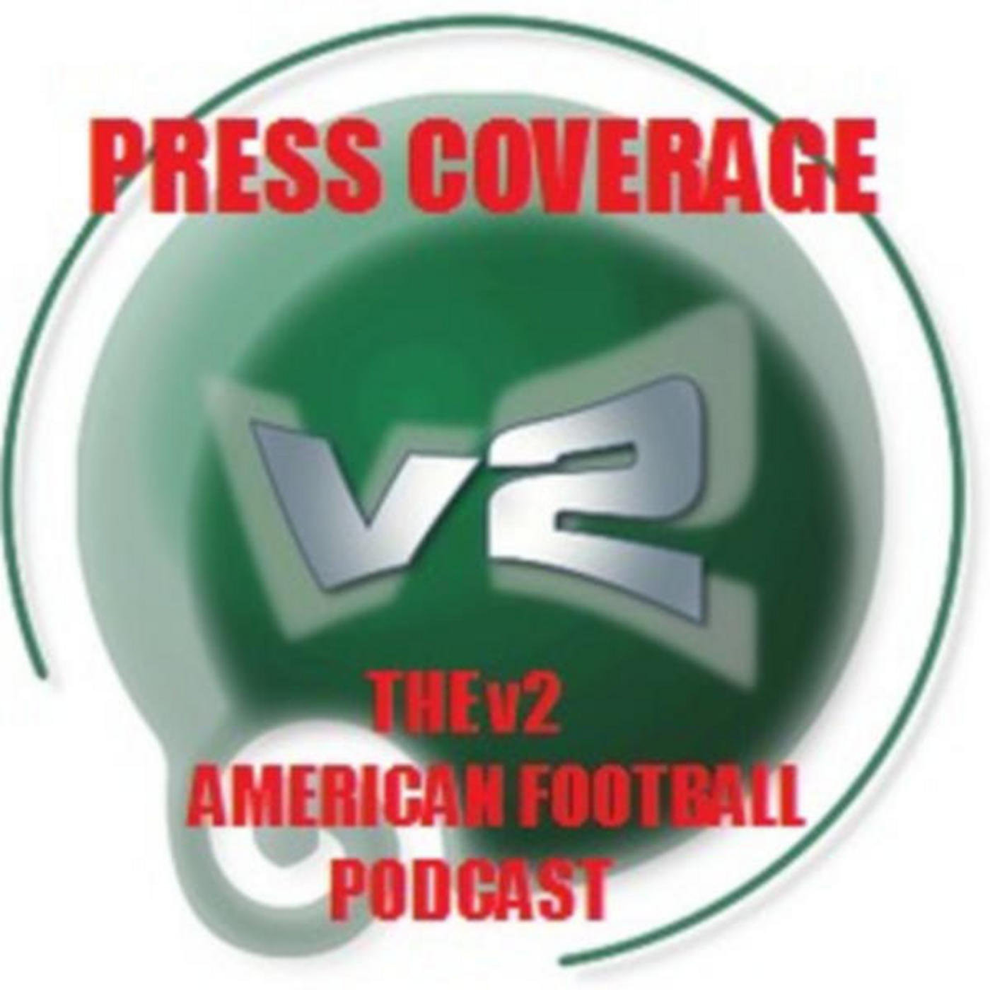 Press Coverage on v2 - with 49ers player Darryl Morris