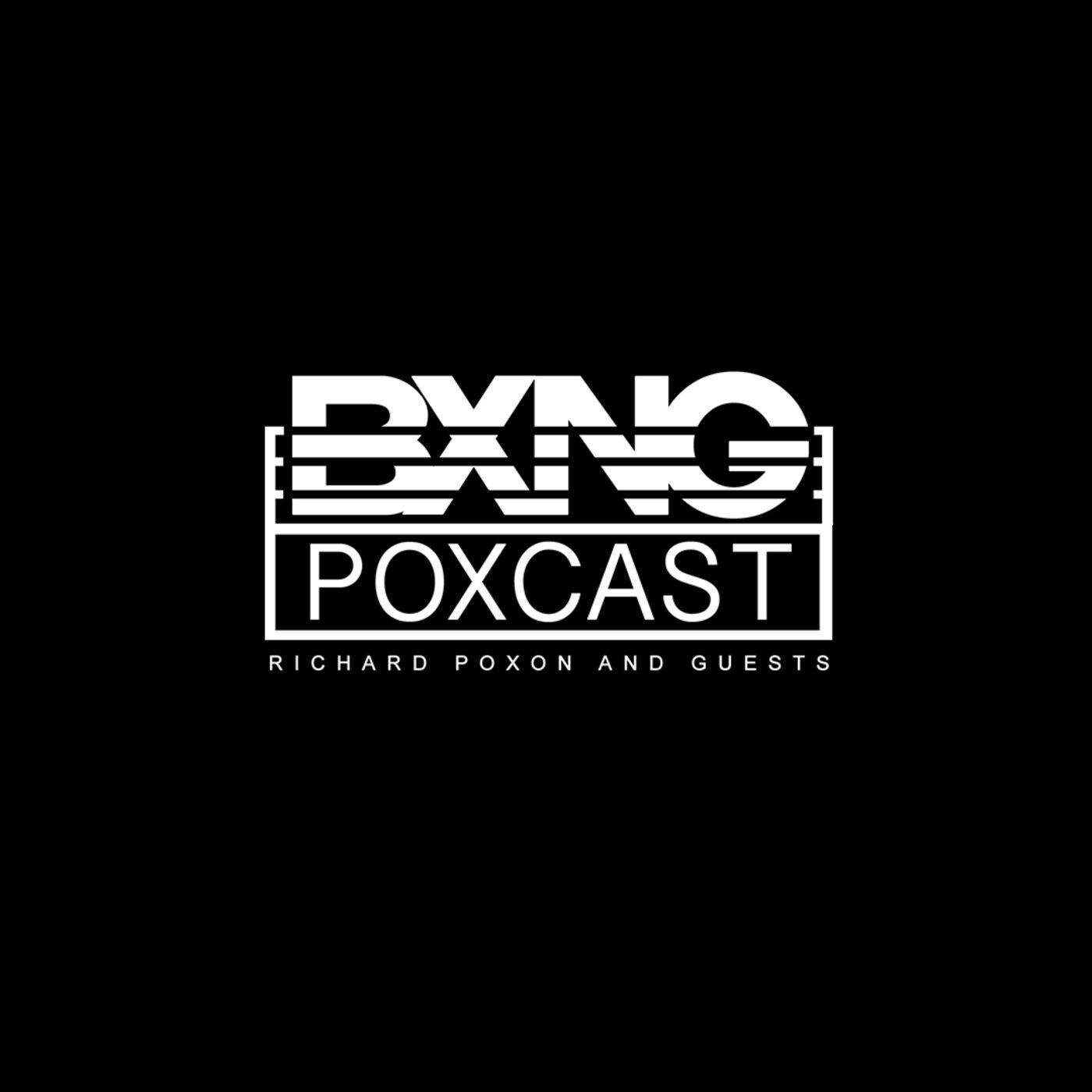 Boxing Poxcast [S1.R12]   Richard Poxon Speaks With Lennox Lewis