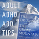 Adult ADHD ADD Tips and Support Podcast – Finding the Ideal Job