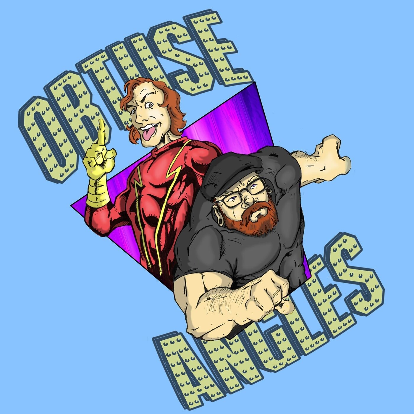 The Obtuse Angles Podcast - Sex Cults