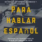 Para hablar español
