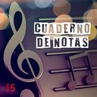 Cuaderno de notas - El Concierto de Aranjuez de Joaquín Rodrigo - 10/09/16