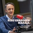 Odriozola: 'Enrique Sanz E.H.ko Itzulian etapa lehiatuz ikusten dut'