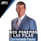 Nos ponemos las pilas con Fernando Palomo