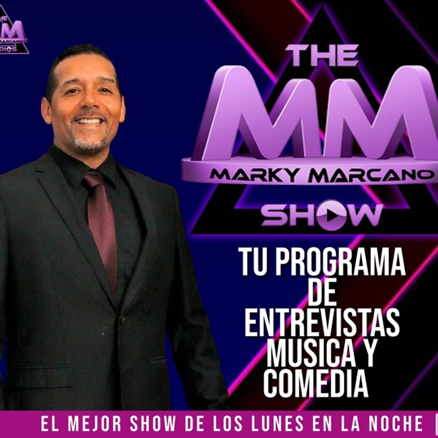 The 8th anniversary show -invitados edward coss -roxy brown themmtv studios