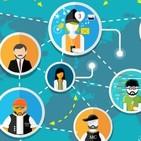 Libros de negocios y mercadeo en redes