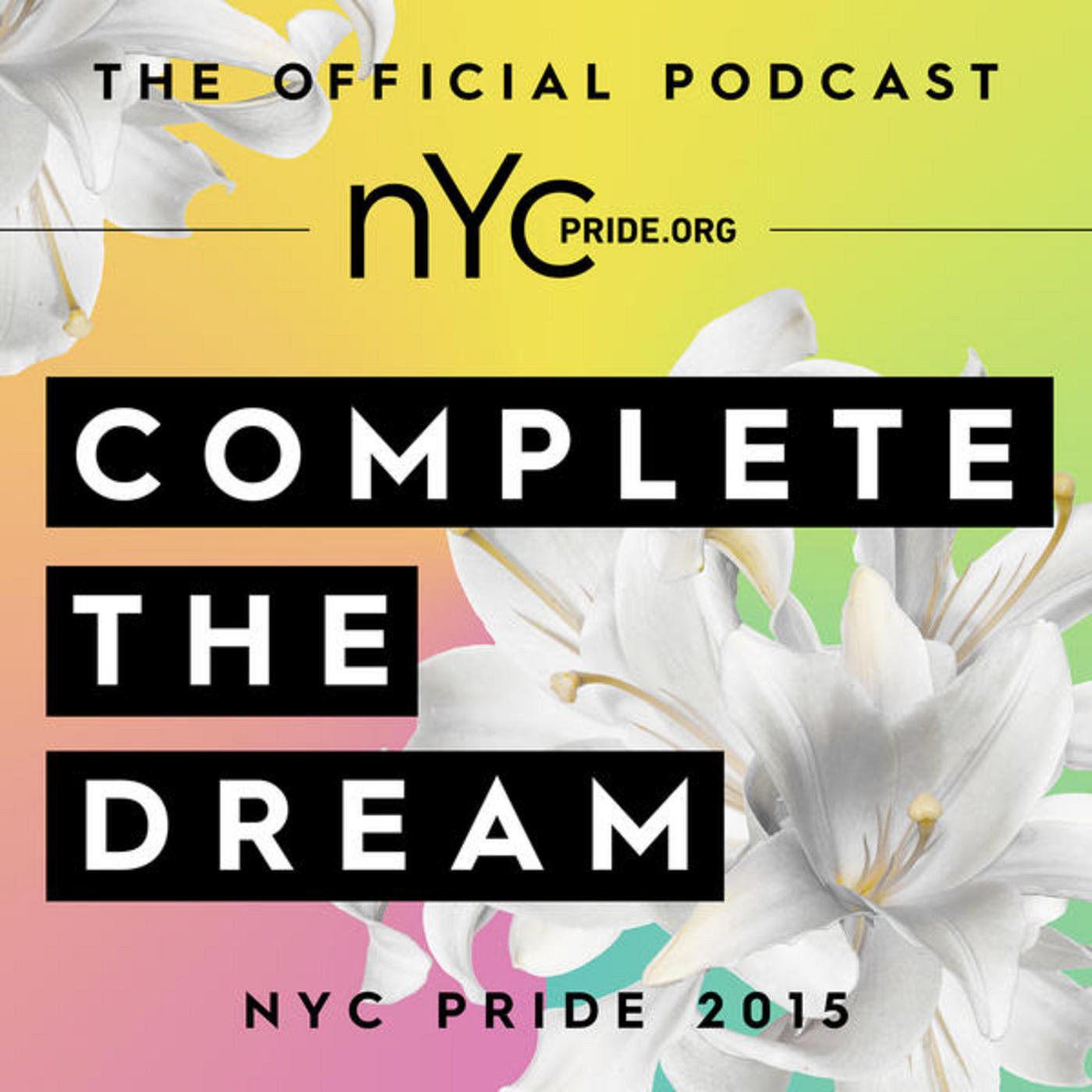 NYCPride - Official Podcast Channel