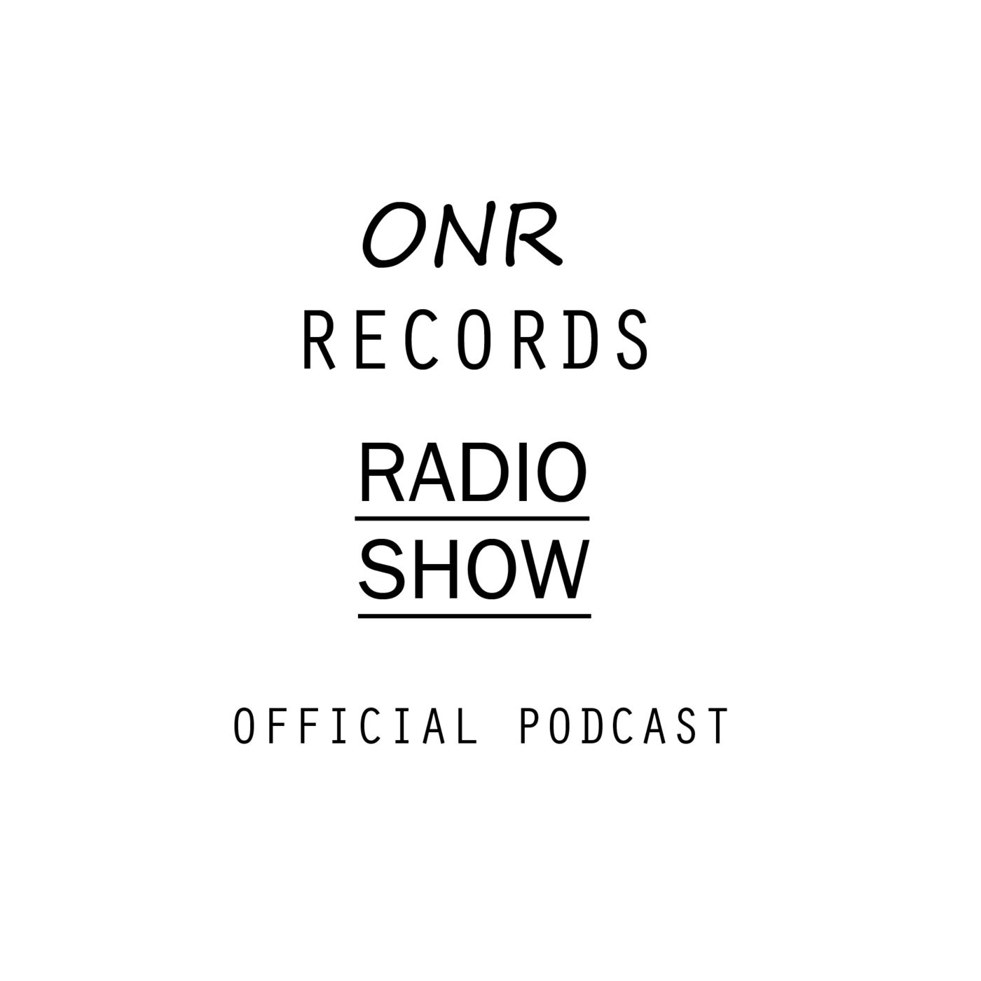 Out Now Records Radio Show