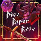 Dice Paper Role