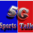 """""""Turning up the Heat"""" by 5G Sports Talk 