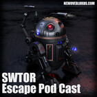 SWTOR Escape Pod Cast 147: SWTOR With Our Kids
