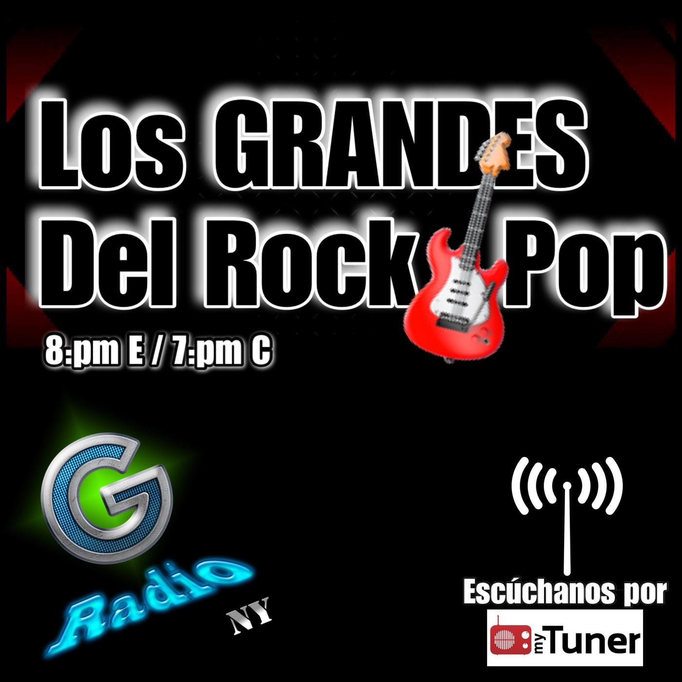 Los GRANDES del Rock - Pop