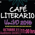 Café literario día de muertos