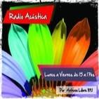 Marco Arana en Radioacústica; 09-05-2016