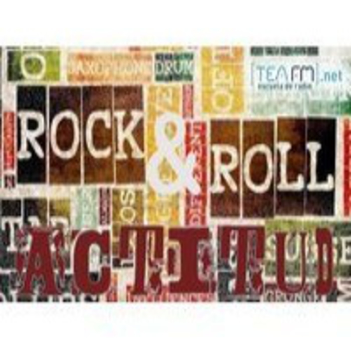 Rock and Roll Actitud - 001