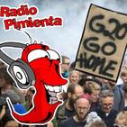 [4º Especial Radio Pimienta] Contra Cumbre G20 en Argentina con Lucia Maina