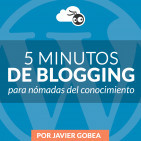 5 minutos de Blogging