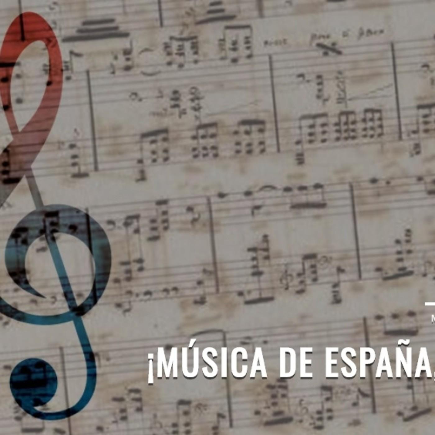 ¡Música de España, a ritmo de marcha!