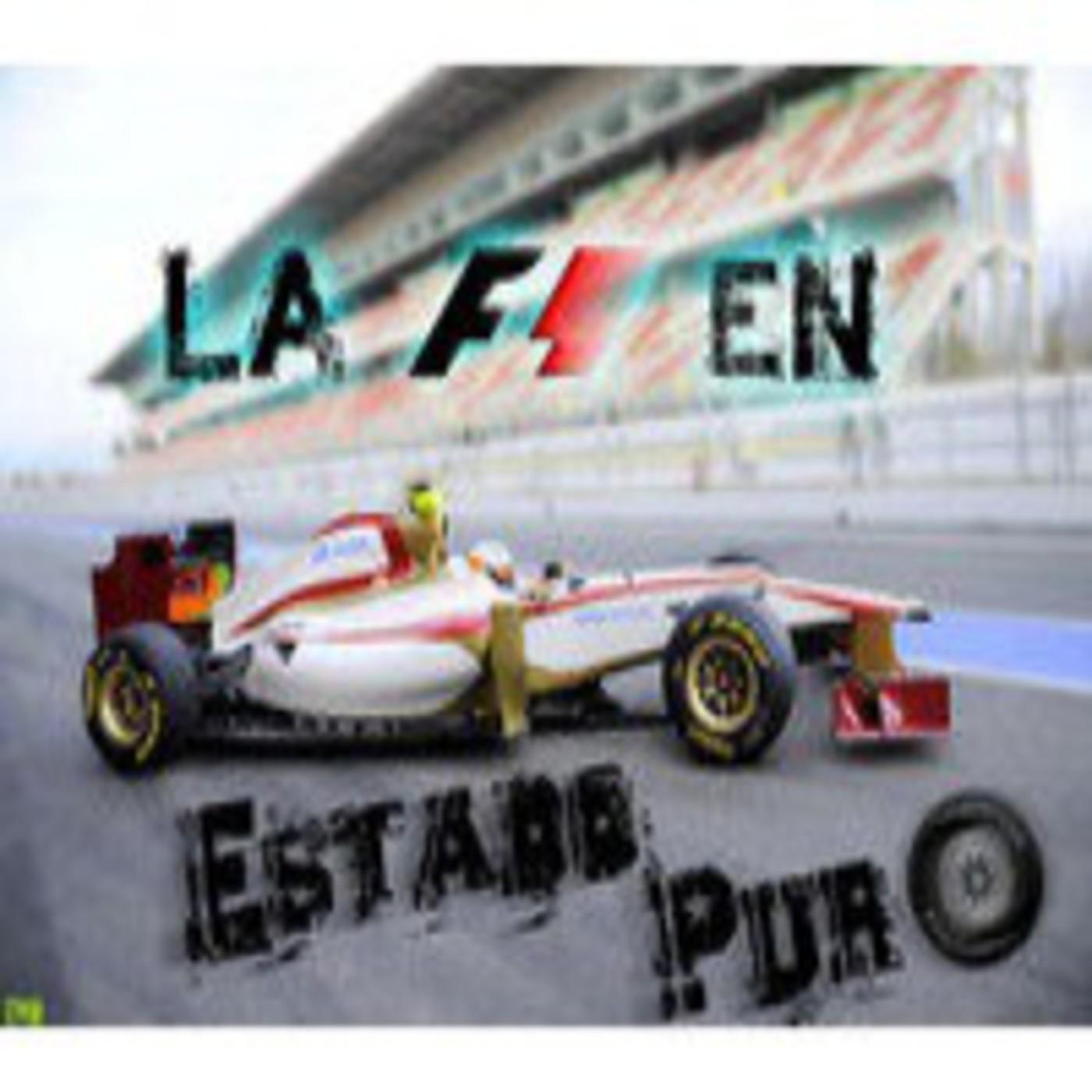 La Formula 1 en Estado Puro 03 de febrero de 2016. Programa 374