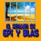 El rincón de Epi y Blas.