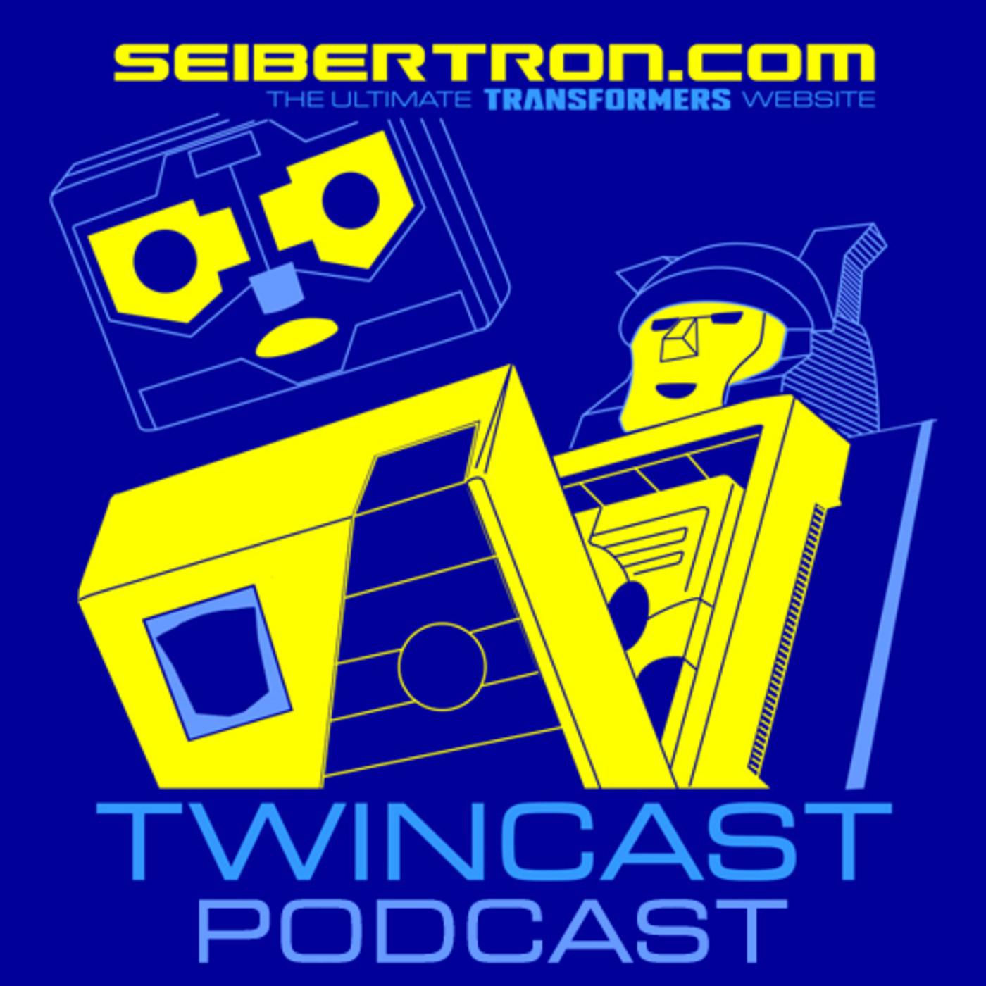 "Seibertron.com Twincast/Podcast #4 ""Win and Cake"""
