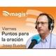 Jueves, 7 de septiembre, puntos para orar con Josep Buades SJ