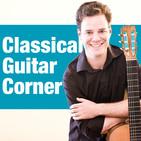 The Classical Guitar Corner Podcast