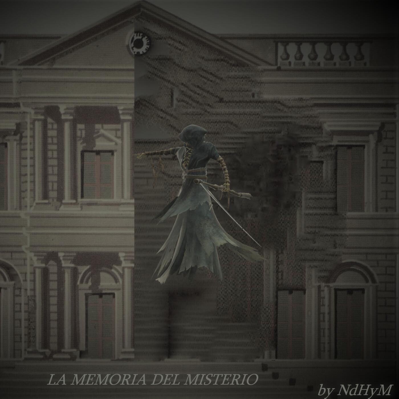 La Memoria del Misterio. Archivo 3º Desapariciones