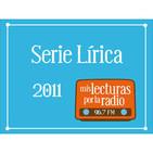 Serie Lírica 2011