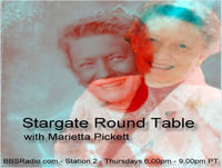 Stargate Round Table with Marietta Pickett