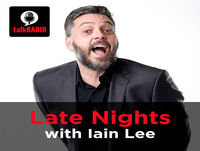 The Late Night Alternative with Iain Lee: Killer Instinct - Wednesday, April 17
