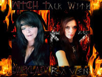 Witchtalk with Darklady and Raven guests Leatherwitch and Lexi