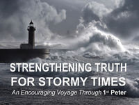 HOW TO LIVE WITH CERTAINTY IN UNCERTAIN TIMES - 1 Peter 4:1-19