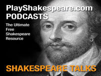 Shakespeare Talks #012 (David Crystal chats with Ron Severdia about Shakespeare and language.)