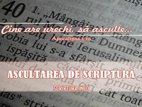 264: Ziua 264, Ezechiel 3-4 ?i Ioan 9