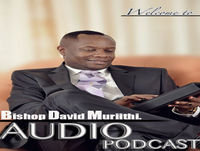 BISHOP DAVID MURIITHI | Thinking clear in times of stress
