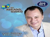Leonel García en Hoy con Mariano