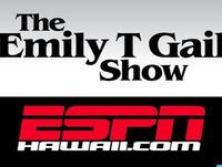 Emily T Gail - Kelly Fliear, PGA TOUR Champions Tournament Manager Mitsubishi Electric Championship at Hualalai