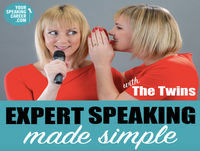 #002: Debra interviews a Global Event Planner and Gets The Inside Scoop on How To Get Booked As A Speaker