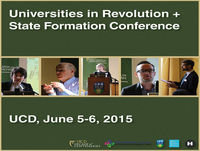 Universities in Revolution and State Formation