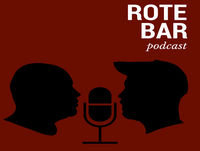 Rote Bar 46: We wish you a merry podcast - Weihnachtsausgabe