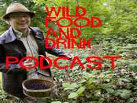 Wild food and Drink podcast August 2017