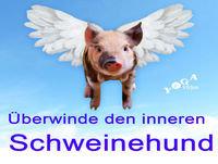 Den inneren Schweinehund überwinden