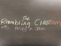 The Rambling Classroom - Episode 9 - New Schools, Snooker, and Royal Occasions
