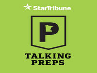 Listen: State tournament volleyball shines, football moves inside, hockey pucks start to fly