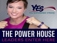 Saying Yes to Pleasure with Gaia Morrissette | The Power House 055